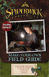 Spiderwick Chronicles Make-Your-Own Field Guide image