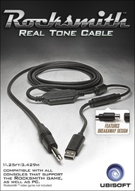 Rocksmith Real Tone Cable for