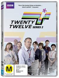 Twenty Twelve - Series 2 on DVD image