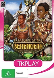Treasures of the Serengeti (TK play) for PC Games