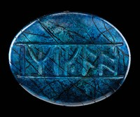 The Hobbit: The Desolation of Smaug - Kili's Rune Stone image