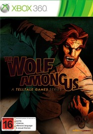 The Wolf Among Us: A Telltale Games Series for X360
