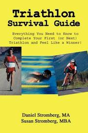 Triathlon Survival Guide by Daniel Stromberg image