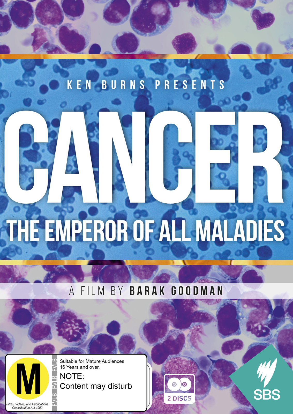 "emperor of all maladies Calling his book a biography of cancer, mukherjee opens ""the emperor of all  maladies"" with the disease's first mentions — in the musings of."