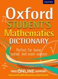 Oxford Students Mathematics Dictionary by Oxford Dictionaries