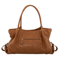Isoki: Nappy Bag Anakie Satchel - Amber
