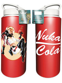 Fallout Nuka Cola Aluminium Drink Bottle image