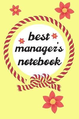 Best Manager's Notebook by Tom Reg
