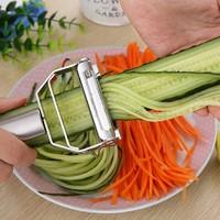 Ape Basics: Stainless Steel Vegetable Peeler & Julienne Cutter
