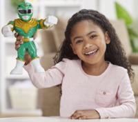 """Playskool Heroes: Mega Mighties - Green Ranger 10"""" Figure"""
