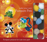 Make Your Own Pompom Pets image