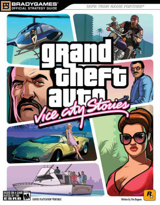 """Grand Theft Auto: Vice City Stories"" by Tim Bogenn image"
