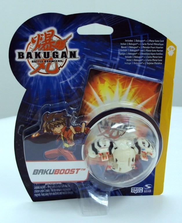 Bakugan Bakuboost Hydranoid - White