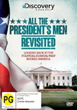 All The President's Men Revisited on DVD