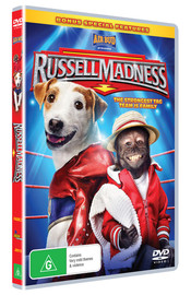 Russell Madness on DVD