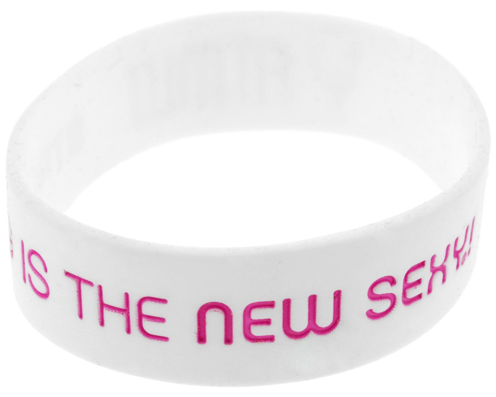FitMiss Wrist Band - White image