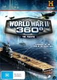 World War II 360: The Pacific on DVD