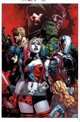 Suicide Squad: The Rebirth Deluxe Edition Book 2. Rebirth by Rob Williams