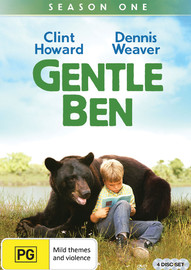 Gentle Ben - Season One on DVD