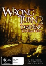 Wrong Turn 2 - Dead End on DVD