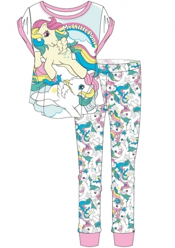 Ladies My Little Pony Pyjama Set image