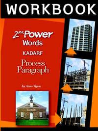 2MPower Words Workbook 504 by Arno Vigen image