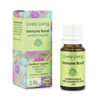 Organic Essential Oil Blend - Immune Boost (10ml)