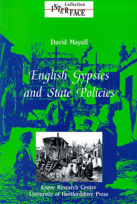 English Gypsies and State Politics by David Mayall image