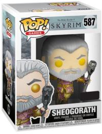 Elder Scrolls: Skyrim - Sheogorath (with Wabbajack) Pop! Vinyl Figure image