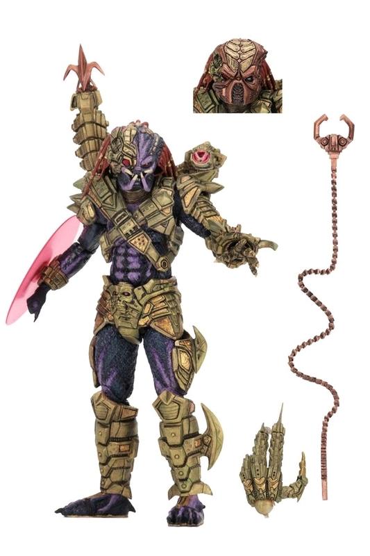 "Predator: Lasershot - 7"" Scale Ultimate Figure"