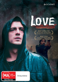 Love on DVD image