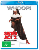 Sister Act 2: Back in the Habit on Blu-ray