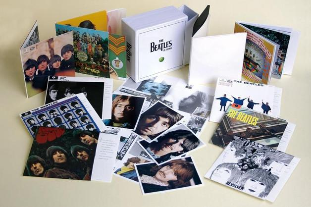 The Beatles In Mono (2009 Remastered) by The Beatles