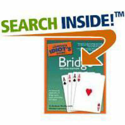 The Complete Idiot's Guide to Bridge by H Anthony Medley