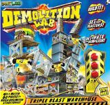 Demolition Lab - Triple Blast Warehouse