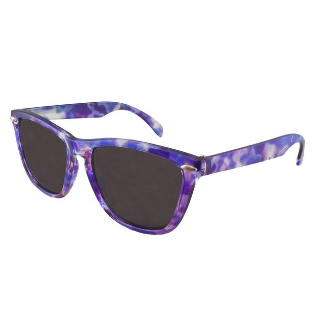 Junior Banz Flyer Sunglasses (Purple Tortoiseshell)