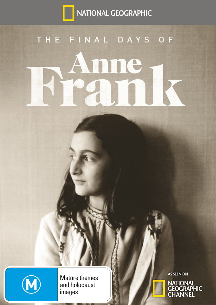 National Geographic: The Final Days of Anne Frank on DVD image