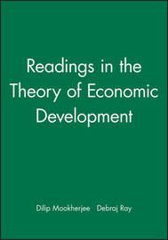 Readings in the Theory of Economic Development image