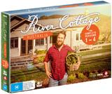 River Cottage Australia: The Complete Seasons 1-4 DVD