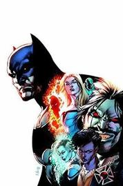 Justice League Of America The Rebirth Deluxe Edition Book 1 by Steve Orlando