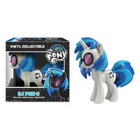 My Little Pony DJ Pon3 Vinyl Figure