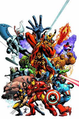 Marvel Team-up Vol.4: Freedom Ring