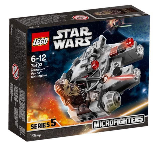 LEGO Star Wars: Millennium Falcon Microfighter (75193)