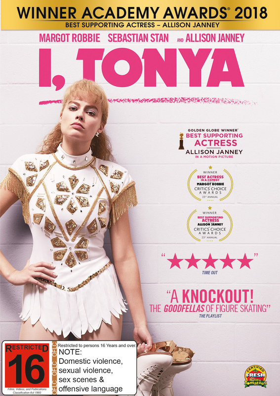 I, Tonya on DVD