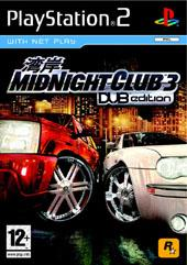 Midnight Club 3: DUB Edition for PlayStation 2