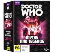 Doctor Who: Myths and Legends on DVD