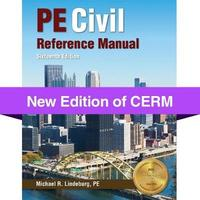 Pe Civil Reference Manual by Michael R Lindeburg