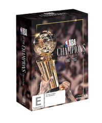 NBA The Champions Collection on DVD