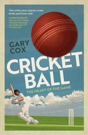 Cricket Ball by Gary Cox