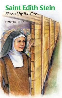 Saint Edith Stein (Ess) by Mary Hill
